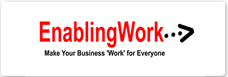 Llanelli Website marketing for Enabling Work